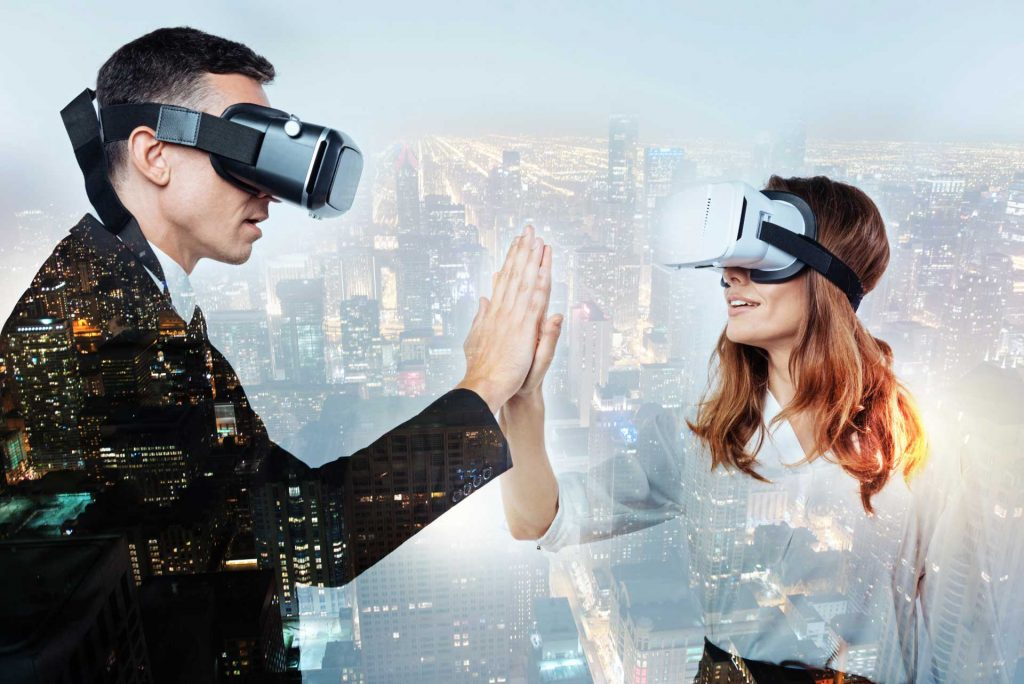VR is one of the recruiting techniques to try