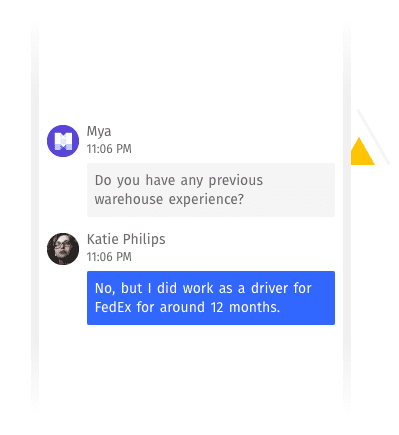HR innovation: Chatbot Mya