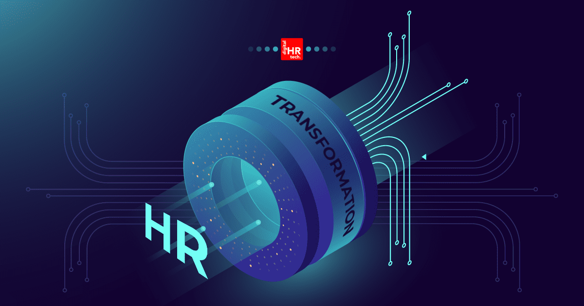 Hr Digital Transformation The 6 Stages Of Successful Hr